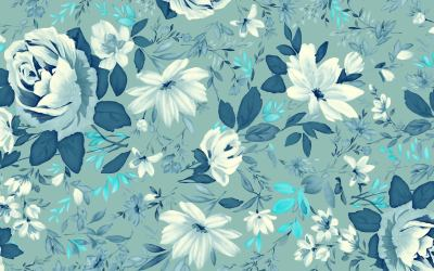 18+ Vintage Floral Wallpapers | Floral Patterns | FreeCreatives
