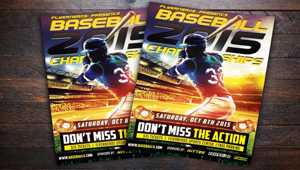 Beep-baseball-flyer---2018 Camden County, NJphotoshop flyers psd
