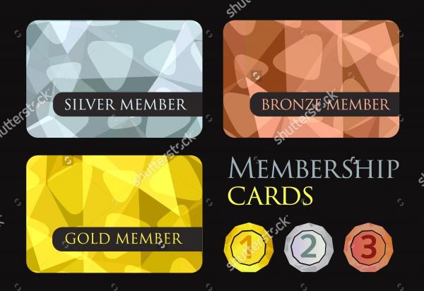 20+ Membership Card Designs - PSD, Vector EPS, JPG Download - membership cards design