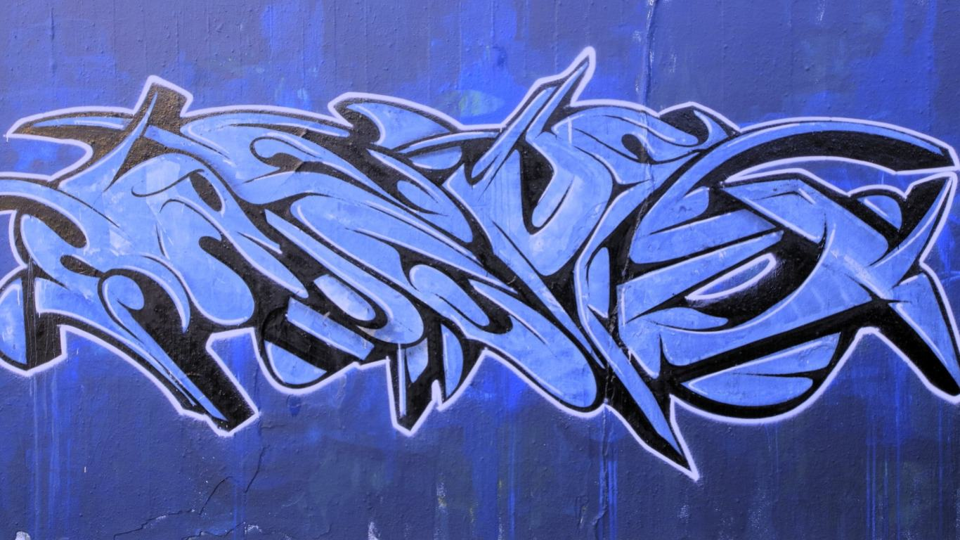 Best 3d Amazing Wallpapers 21 Graffiti Wallpapers Backgrounds Images Freecreatives