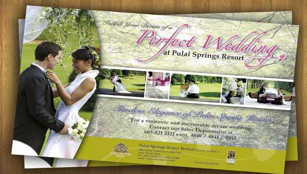 29+ Elegant PSD Wedding Flyer Templates - Word, AI, EPS Formats