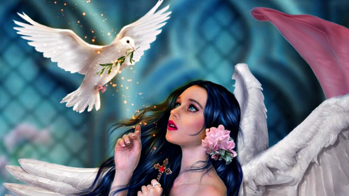 Amazing 3d Live Wallpapers Hd 21 Angel Wallpapers 3d Backgrounds Images Pictures