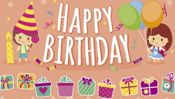 32+ Kids Birthday Invitations  Ideas - PSD, Vector EPS, JPG, Word, AI