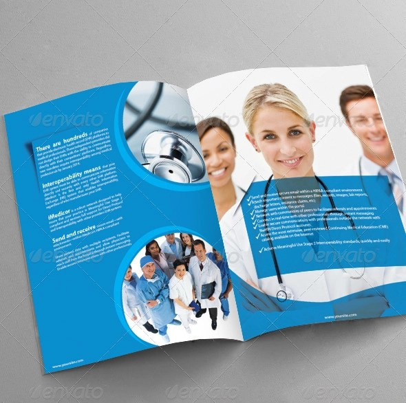 15+ Medical Brochures, Healthcare Brochures FreeCreatives