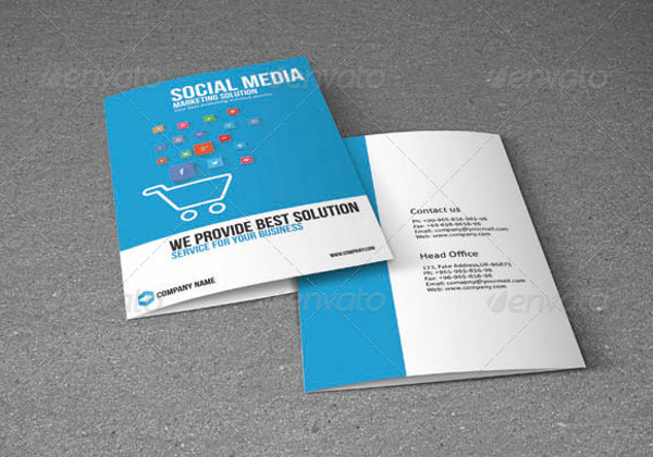 15+ Marketing Brochures, Social Media Brochures FreeCreatives - marketing brochure