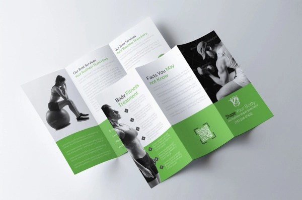 fitness brochures - Akbagreenw