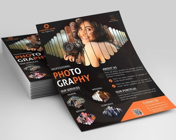 38+ Photography Flyer Templates - PSD, Vector EPS, JPG Download - Photography Flyer