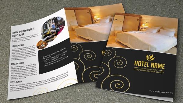 19+ Hotel Brochure Design FreeCreatives
