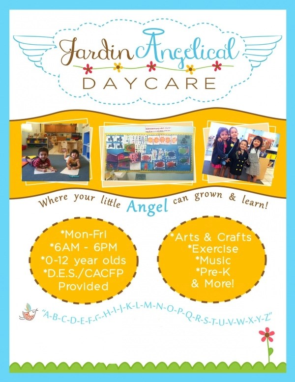 21+ SDaycare Flyers - PSD, Vector EPS, JPG Download - daycare flyer