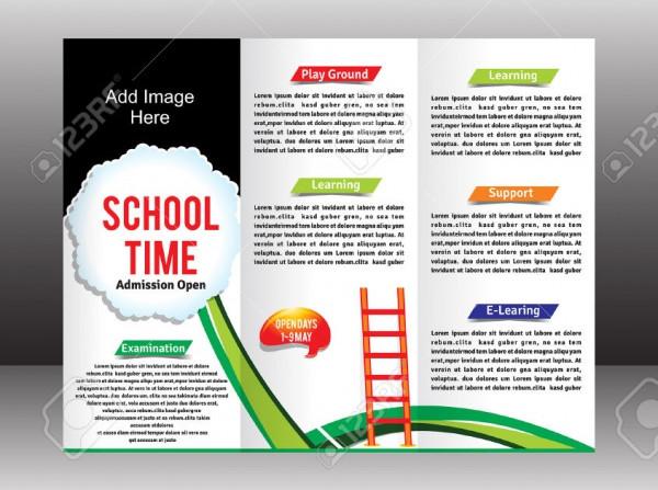 Easy Brochure Template Costumepartyrun