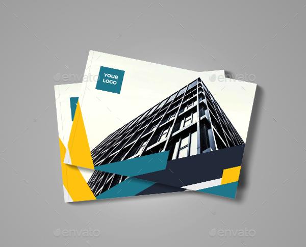24+ Landscape Brochure - PSD, INDD, EPS, AI Download - architecture brochure template