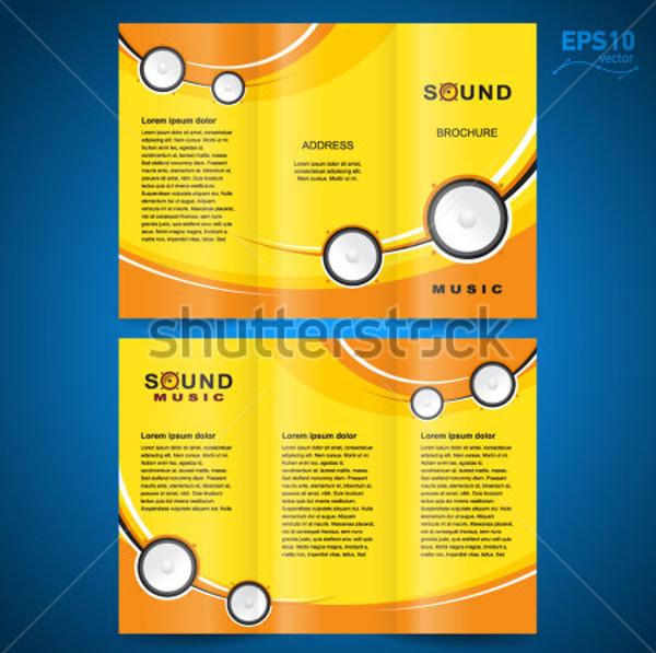 21+ Music Brochure Templates - PSD, Vector EPS, JPG Download - music brochure