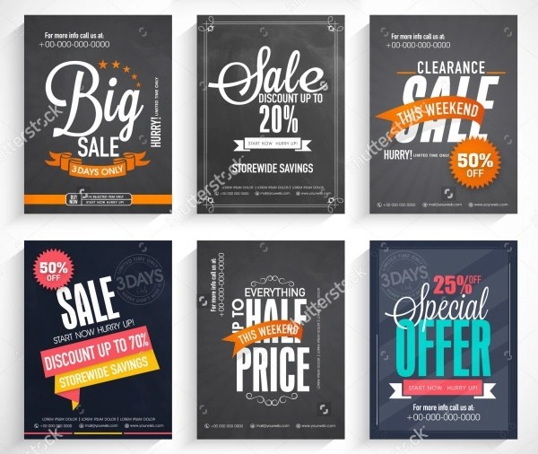 20+ Promotional Flyer Templates - PSD, Vector EPS, JPG Download