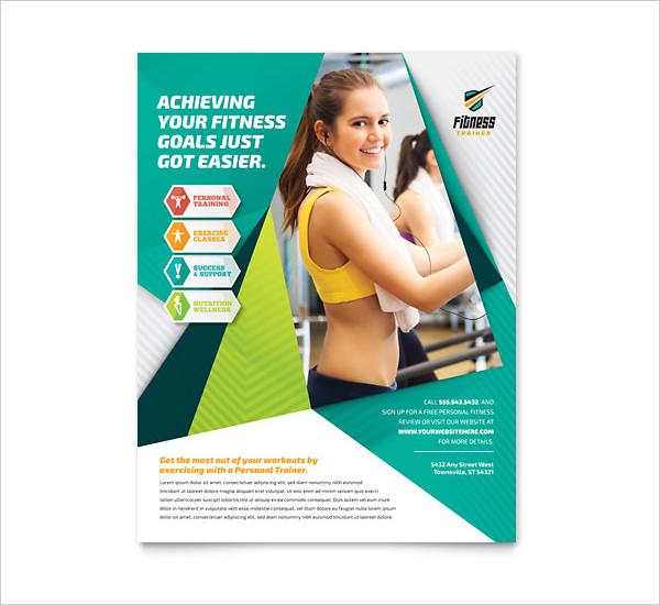 35+ Fitness Flyer Templates - PSD, Vector EPS, JPG Download