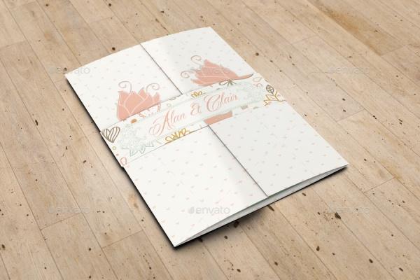 21+ Wedding Invitation Mockups - PSD, Vector EPS, JPG Download