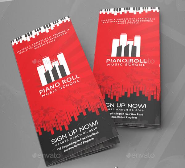 21+ Music Brochure Templates - PSD, Vector EPS, JPG Download