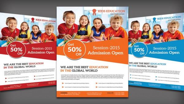 27+ School Flyer Templates - PSD, Vector EPS, JPG Download