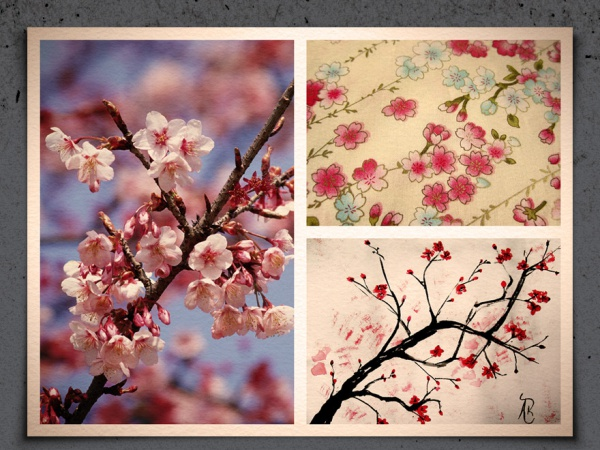 21+ Cherry Blossom Patterns - PSD, Vector EPS, JPG Download - cherry blossom animated