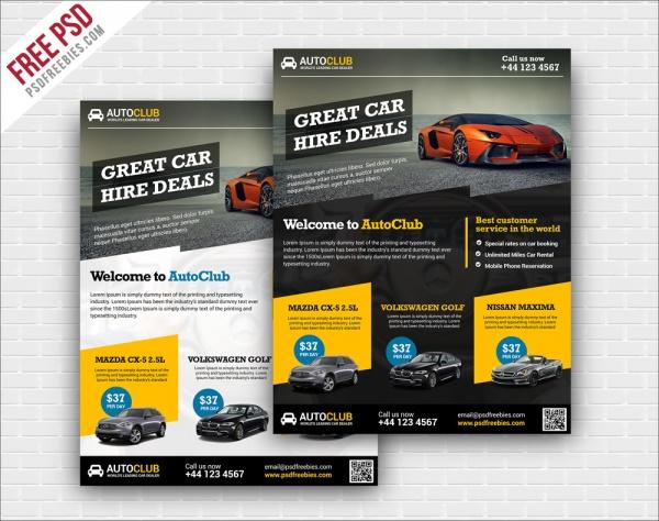 22+ Sale Flyers - PSD, Vector EPS, JPG Download FreeCreatives - car sale flyer