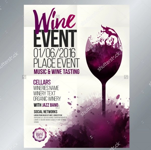 26+ Wine Flyer Designs - PSD, Vector EPS, JPG Download FreeCreatives