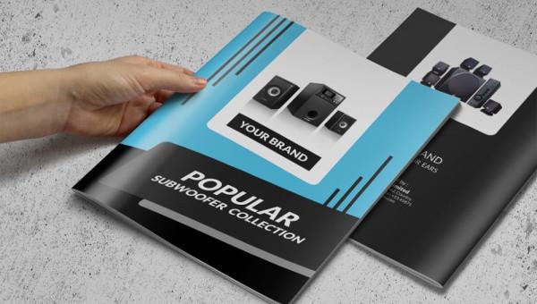 18+ Electronic Brochure Designs - PSD, Vector EPS, JPG Download