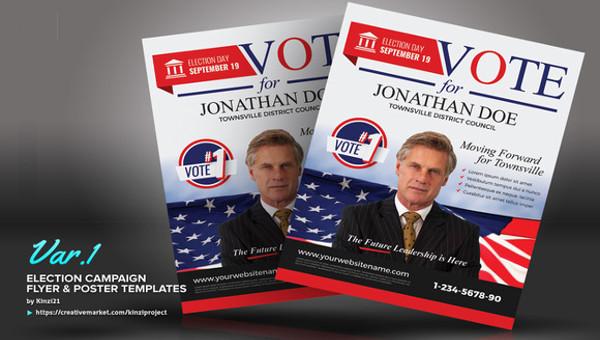 21+ Political Flyer Templates - PSD, AI Illustrator Download