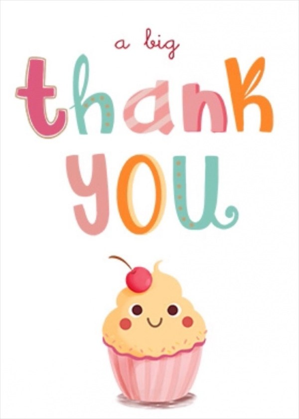 thank you cards to print for free - Jolivibramusic