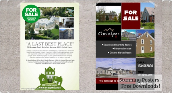 21+ Free Flyer Designs - PSD, Vector EPS Download - land for sale flyer