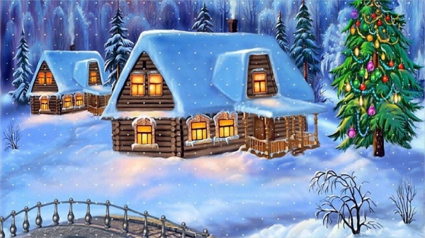 15+ Christmas Backgrounds - PSD, Vector EPS, AI Illustrator Download