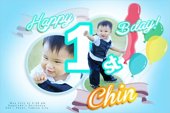 21+ Birthday Banner Designs - PSD, Vector EPS Download - first birthday banner