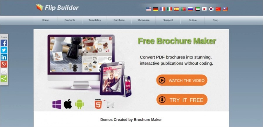 free brochure maker - Minimfagency