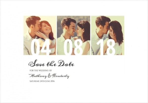 19+ Free Save the Dates - PSD, Vector Download