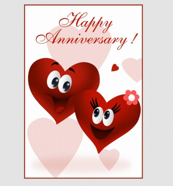18+ Free Anniversary Cards - JPG, PSD, AI Illustrator Download