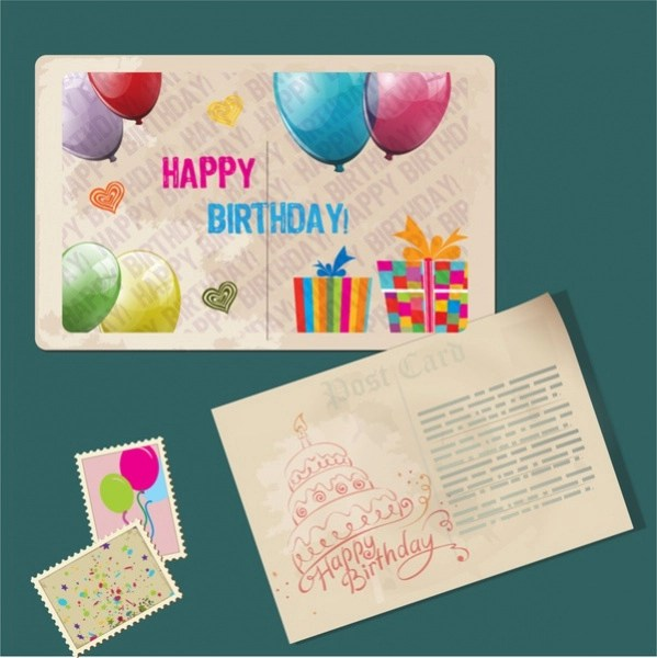 21+ Printable Birthday Cards - PSD, Vector Download