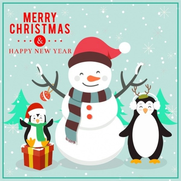 20+ Free Printable Christmas Cards - JPG, AI Illustrator Downlod