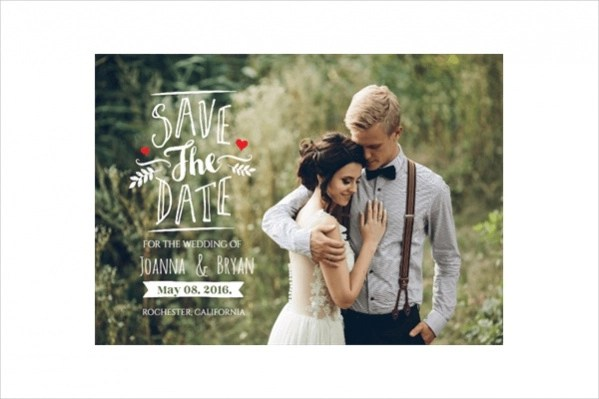 19+ Free Save the Dates - PSD, Vector Download - free wedding save the dates