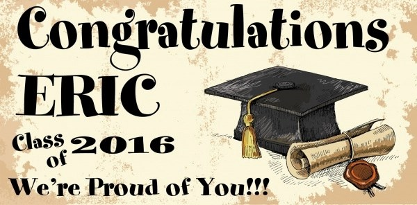 18+ Graduation Banners - JPG, PSD, AI Illustrator Download