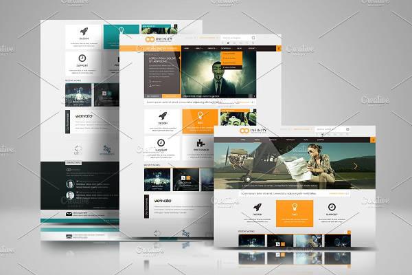8+Website Mockups - PSD, Indesign, AI Format Download