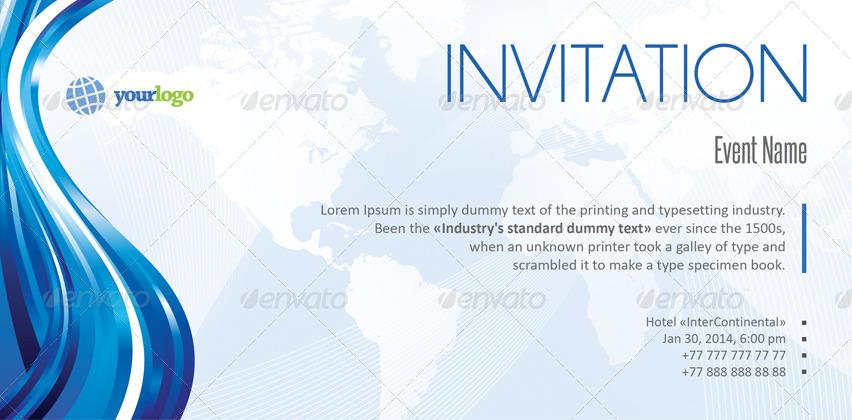 30+ Ideas for Invitation Card Designs