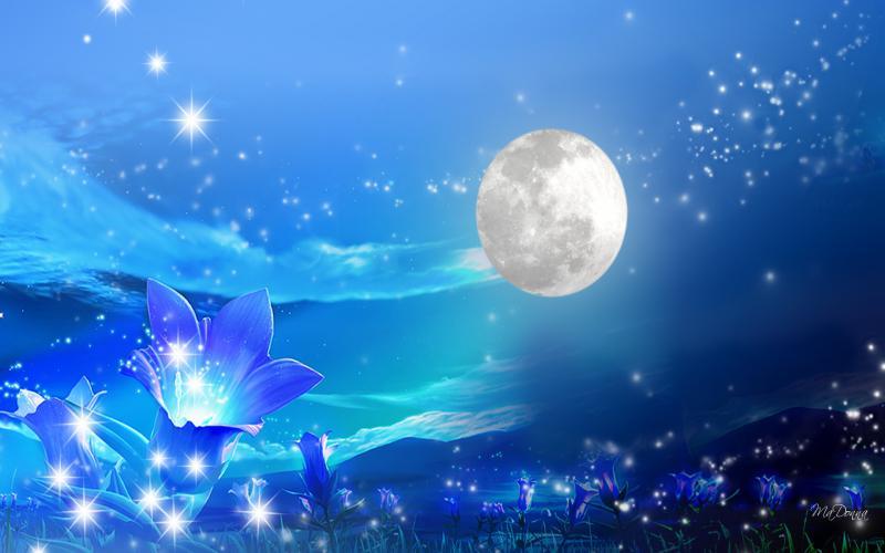 Beautiful Girl Face Hd Wallpaper Hd Moon Glow Wallpaper Download Free 81090