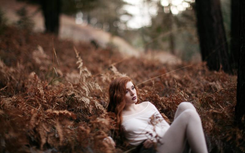 Sad Alone Girl Hd Wallpaper Download Hd Sad Forest Scene Wallpaper Download Free 114018
