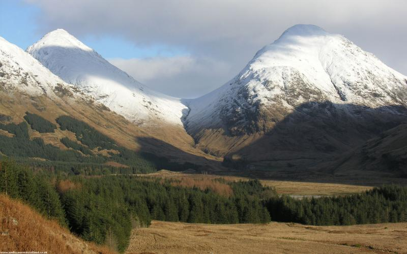 3d Animated Christmas Wallpapers Free Hd Scotl Glen Etive Wallpaper Download Free 76190