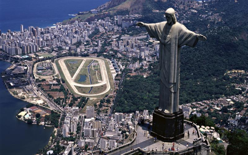 Cute Baby Dress Wallpaper Hd Christ The Redeemer Rio De Janeiro Wallpaper Download