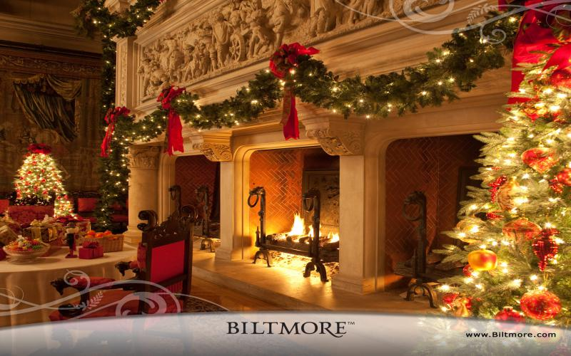 Free Animated Snow Fall Wallpaper Hd Biltmore Christmas Wallpaper Download Free 111156