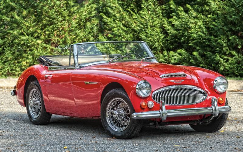 Good Night 3d Moving Wallpaper Hd Austin Healey 3000 Bj8 Roadster 1966 Convertible