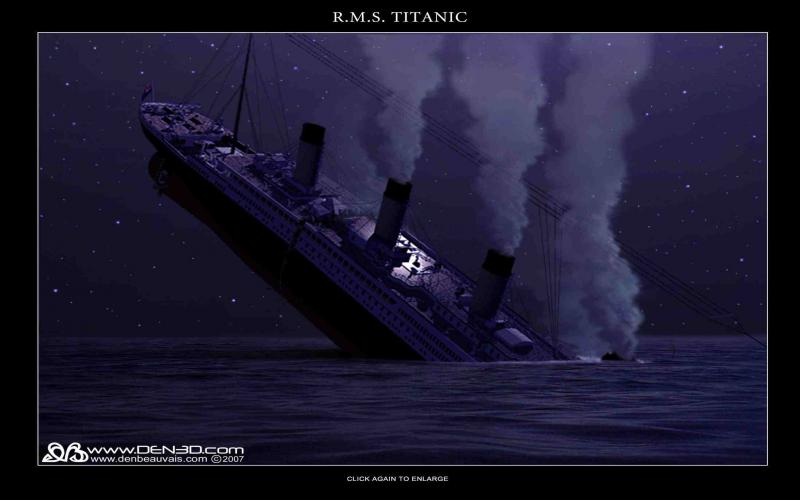 Cute Small Baby Wallpapers Hd Hd Titanic Stern Cracking Wallpaper Download Free 125135