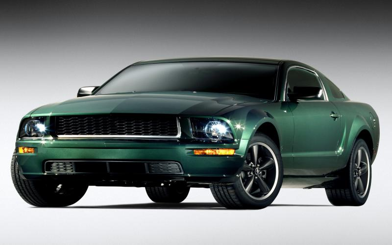 Vintage Mustang Cars Wallpapers Hd Mustang Bullitt 2008 Wallpaper Download Free 129615