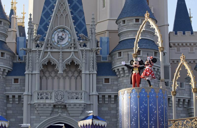 Wallpaper Mickey Mouse 3d Hd Disney World Cinderella Castle Orlando Florida