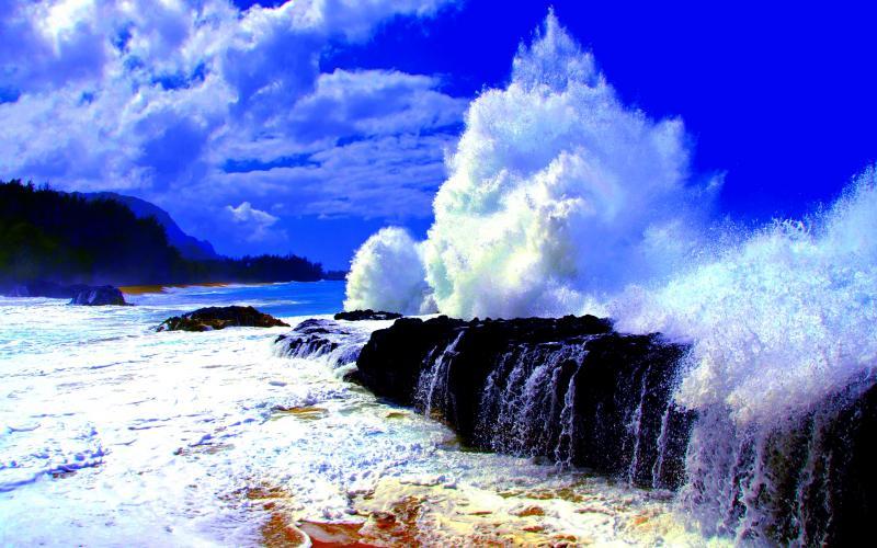 3d Bollywood Wallpaper Free Download Hd Crashing Waves Wallpaper Download Free 50018