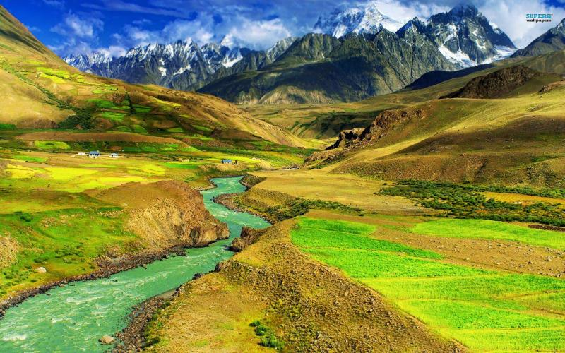 Cute Pink Wallpapers For Girls Hd Superb Mountain Stream Hdr Wallpaper Download Free